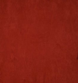 Suede rood