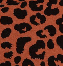 Leopard roestkleur
