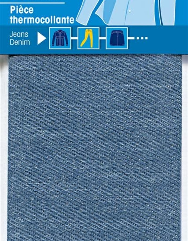 Reparariestof jeans
