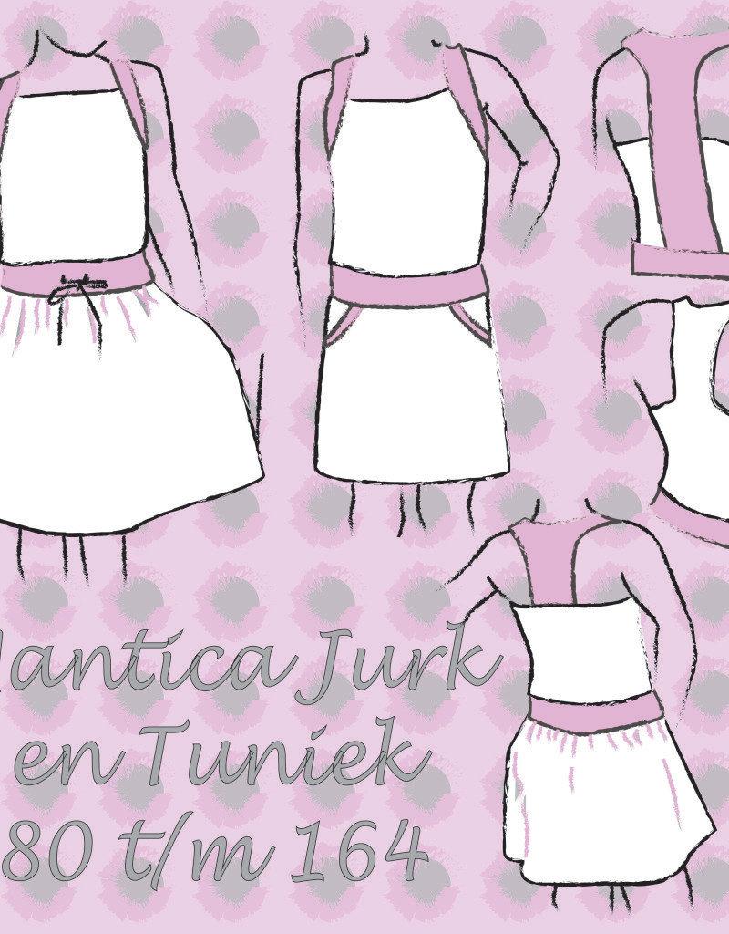 Sofilantjes Mantica jurk