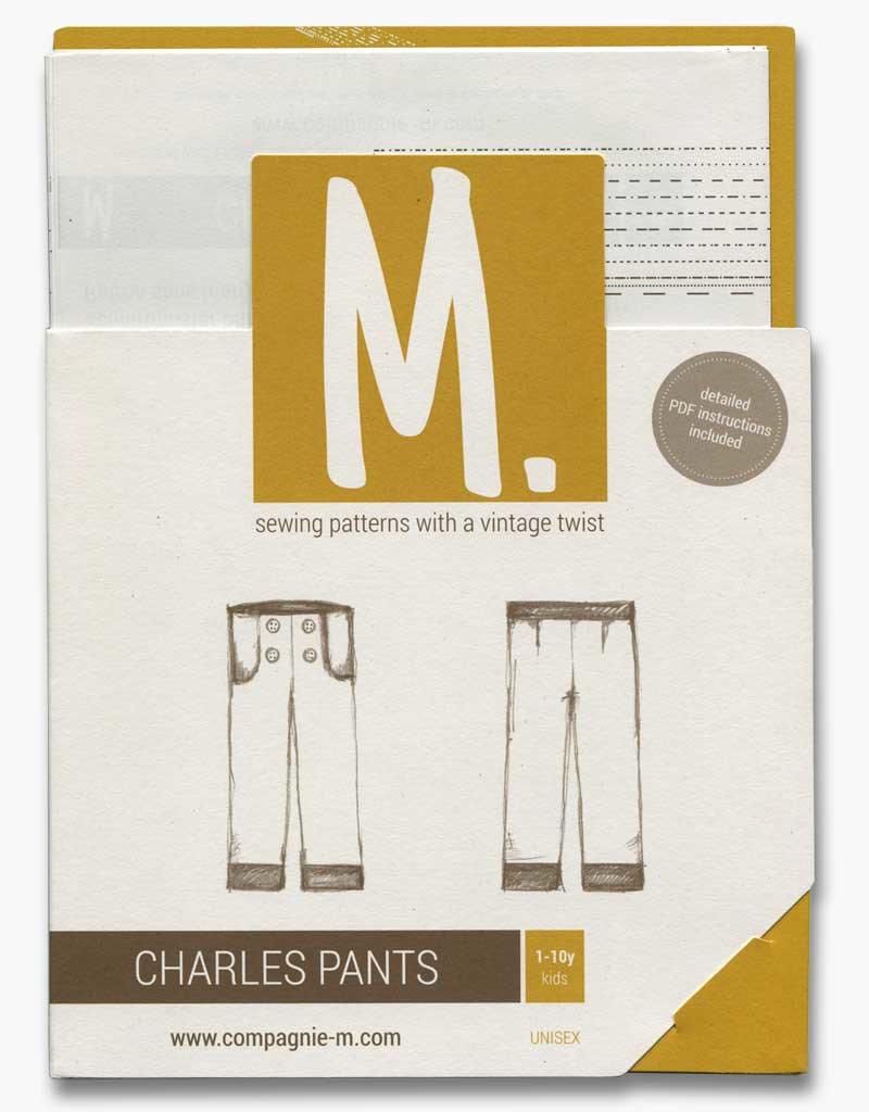 Compagnie-M Charles pants
