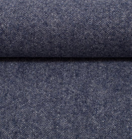 Massimo tweed blauw