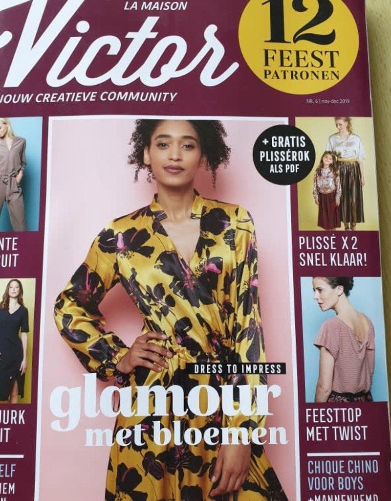 La Maison Victor La Maison Victor 6 nov/dec 2019