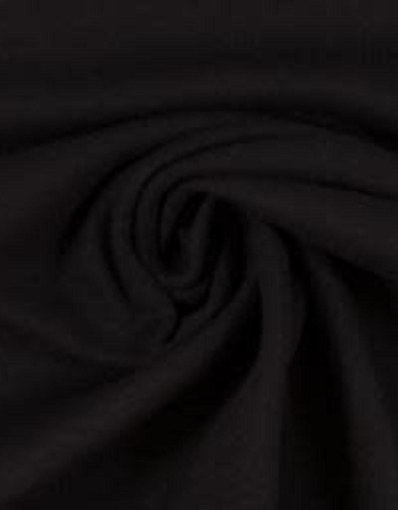 Boordstof Heike  zwart