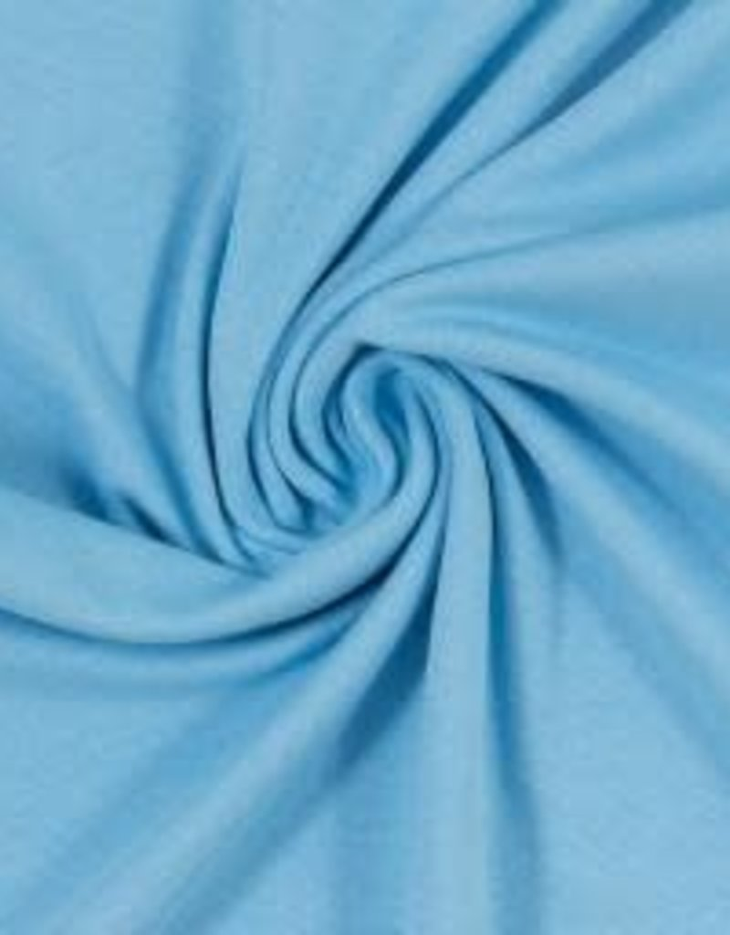 Boordstof Heike  licht blauw