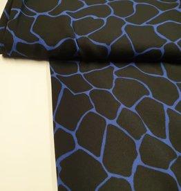 Leopard blauw