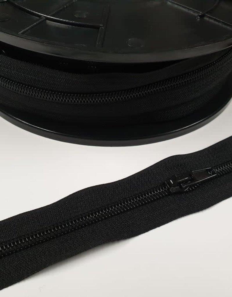 Spiraalrits met schuiver/50cm