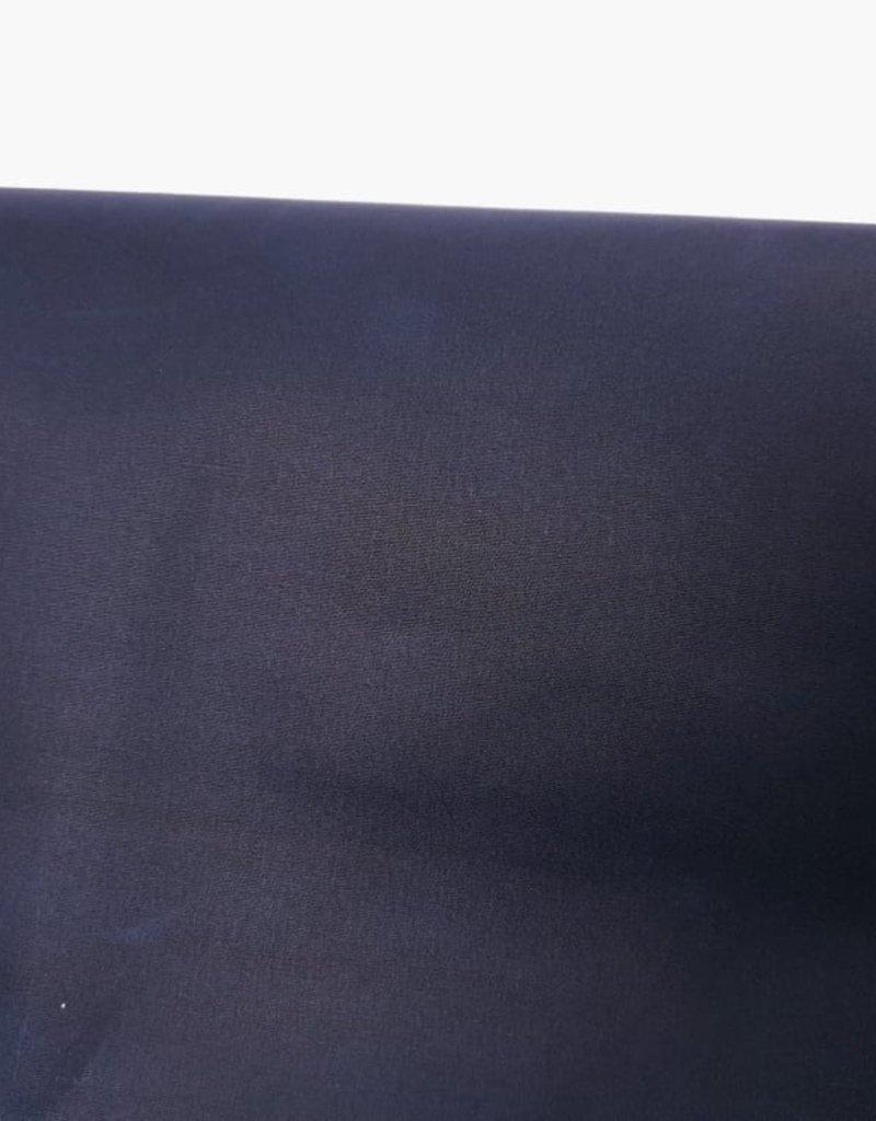 Oilskin blauw
