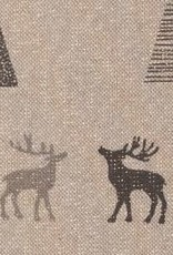 Kerst met rendieren