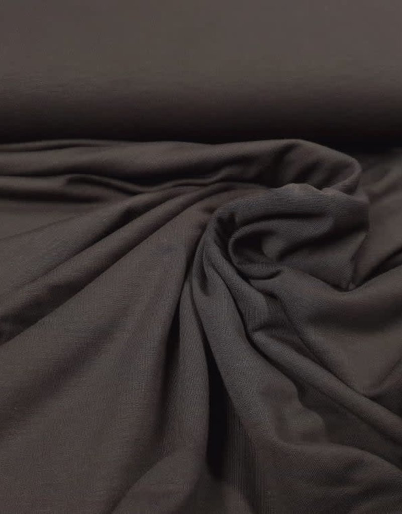 Viscose tricot grijs