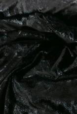 Velvet zwart shining