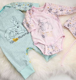 Disney collectie 'Bambi' roze