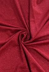 Shiny  glitter rood
