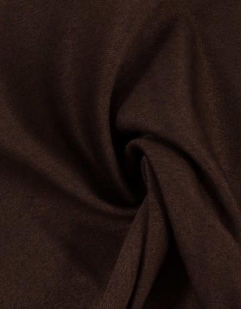Rom donker bruin