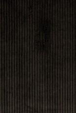 Magnus ribfluweel bruin