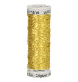 Gutermann metallic Goud