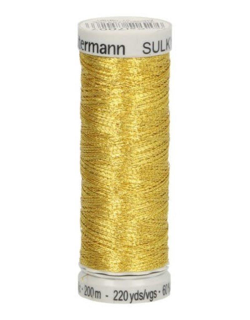 Gutermann metallic Goud