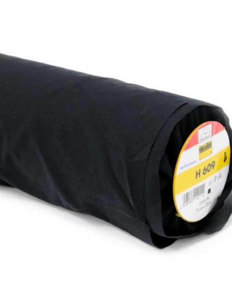 Vlieseline H609 Zwart