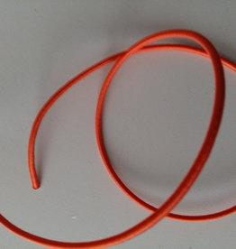 juwelen Ronde elastiek oranje