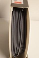 Elastische koord grijs 2.5 mm