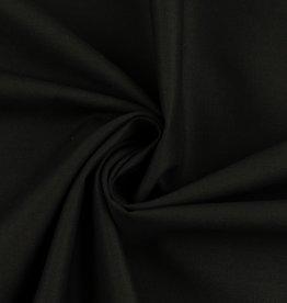 Katoen uni Zwart
