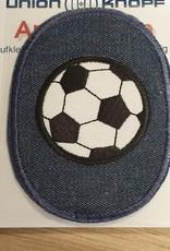 Union Knopf Applicatie voetbal