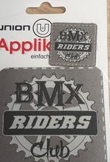 Applicatie BMX grijs
