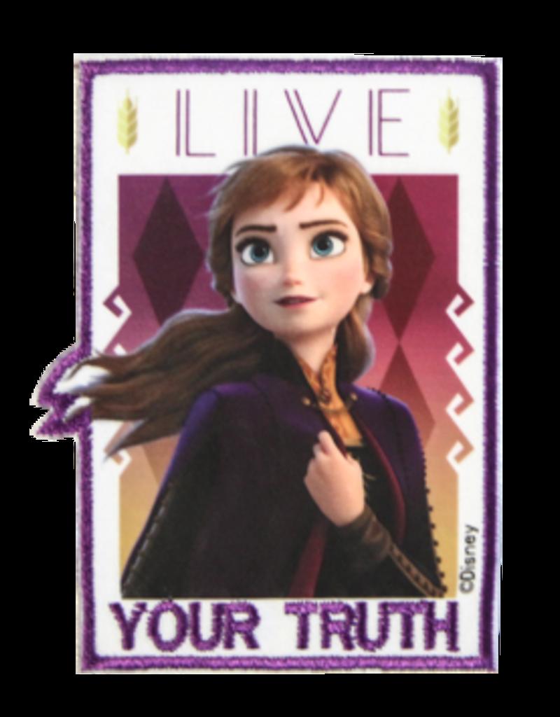 Disney Applicatie Frozen Anna