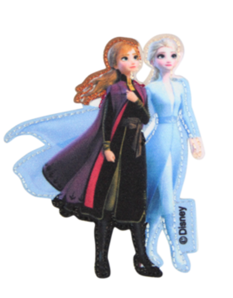 Disney Applicatie Frozen Anna en  Elsa