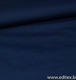 Fibre mood Elastische katoen met fijn streepje/Avril