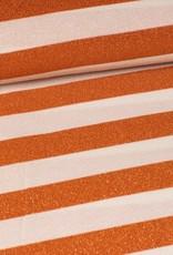 Stripes met glitter