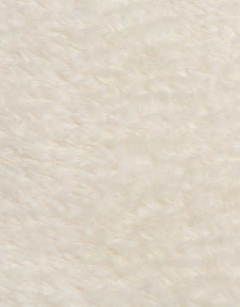 Wellness fleece off white