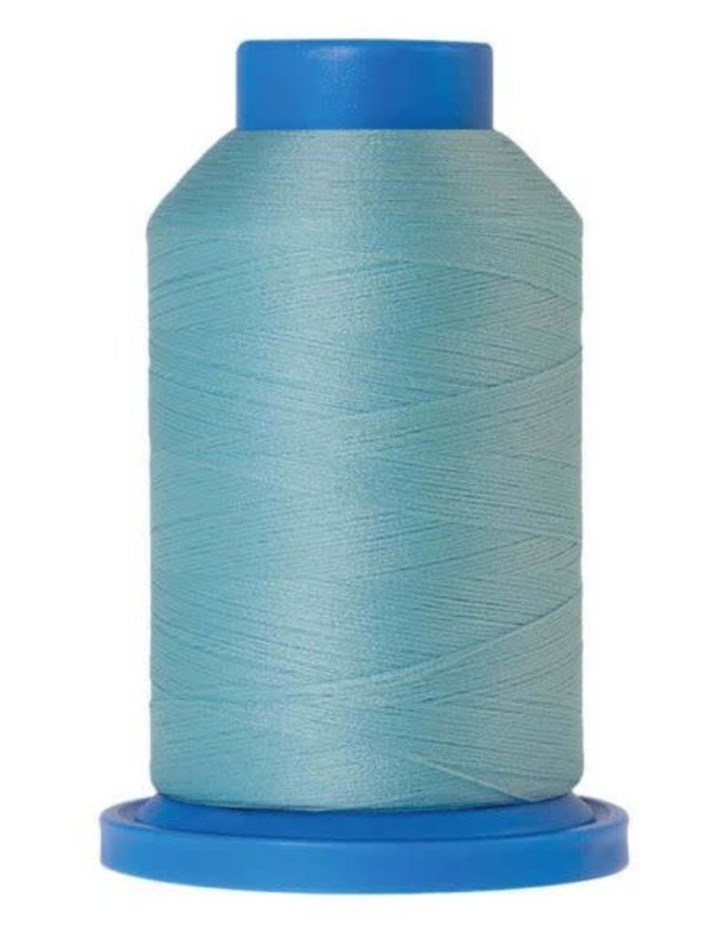 Seraflock  groen blauw