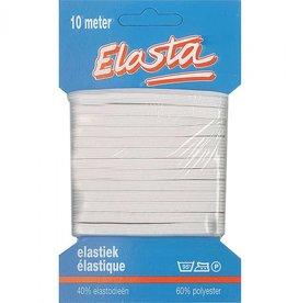 Elasta elastiek wit
