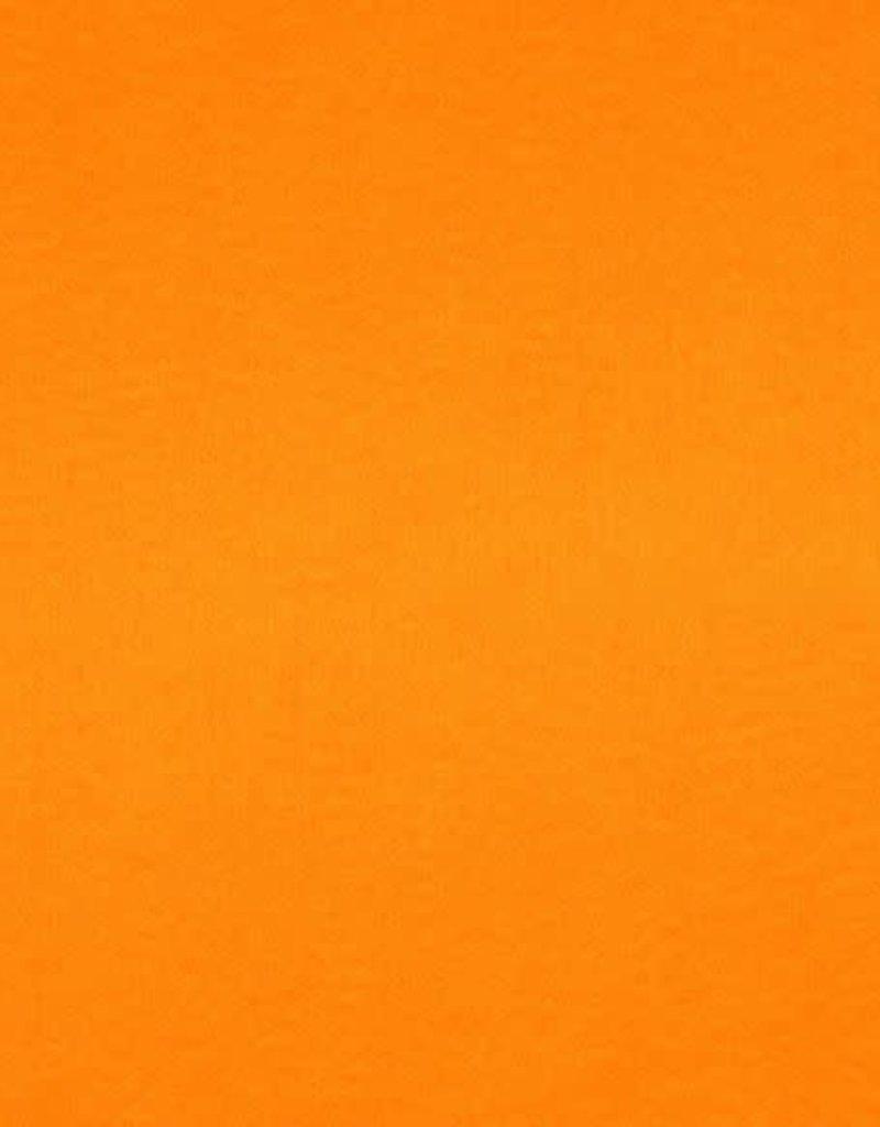 Vilt 30x 20 cm oranje