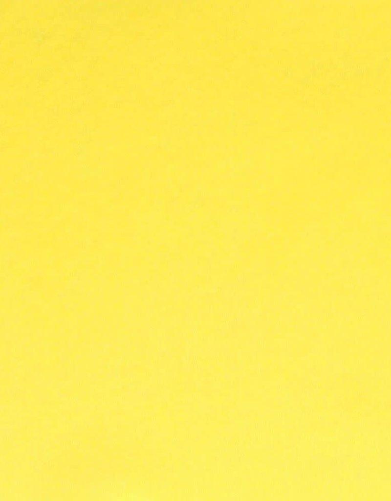 Vilt 30x 20 cm geel