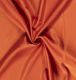 Micro satin de luxe oranje