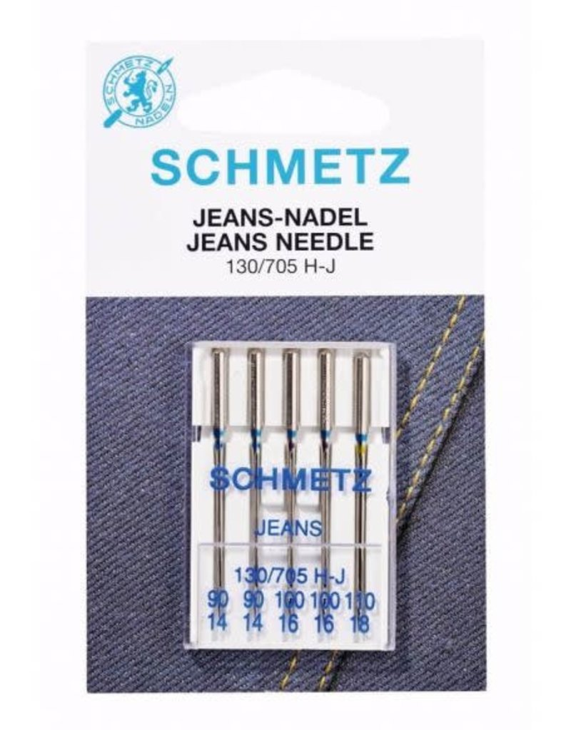 Jeans naald mix