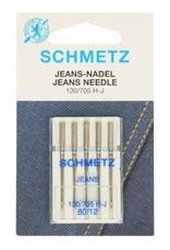 Jeans naald Schmetz 80/12