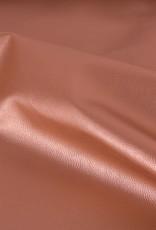 Nepleder Rex metallic koper