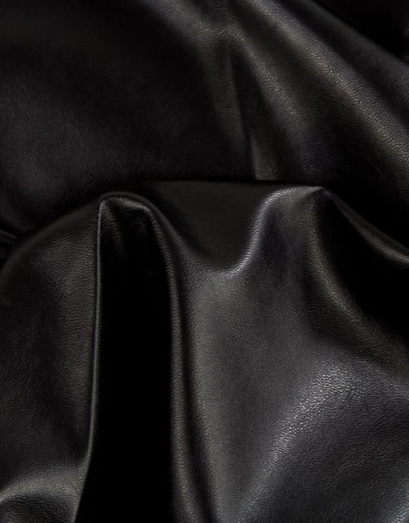 Nepleder Alloway zwart