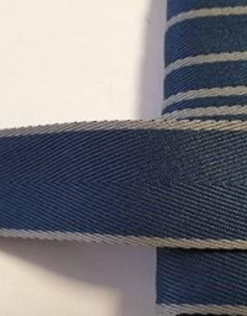 Sierlint donker jeans