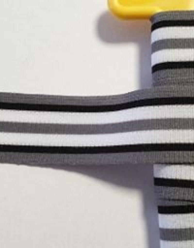 Sierlint grijs wit