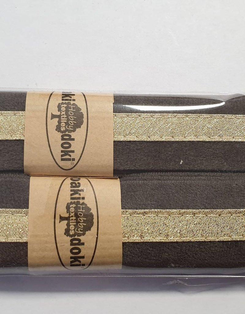 Gallonband met brede streep