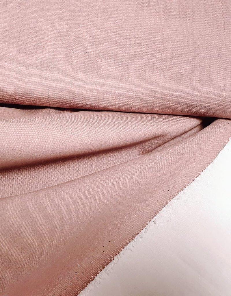 Jeans stretch oud roze