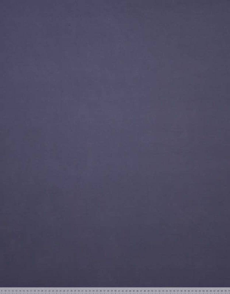 Tencel tricot donker blauw