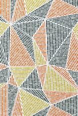Striped triangle