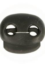 Koordstopper zwart