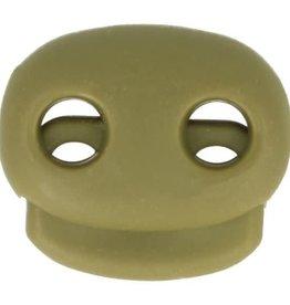 Koordstopper kaki groen