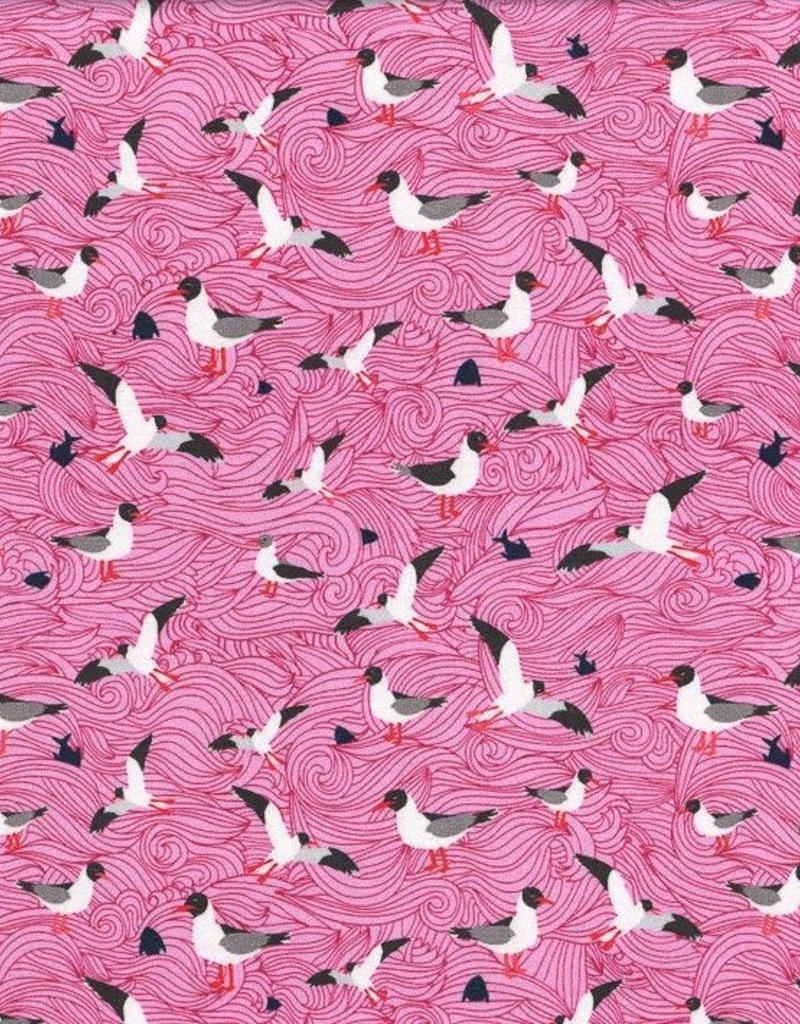 Seagull wave by lilla lotta